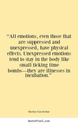 emotions and illness